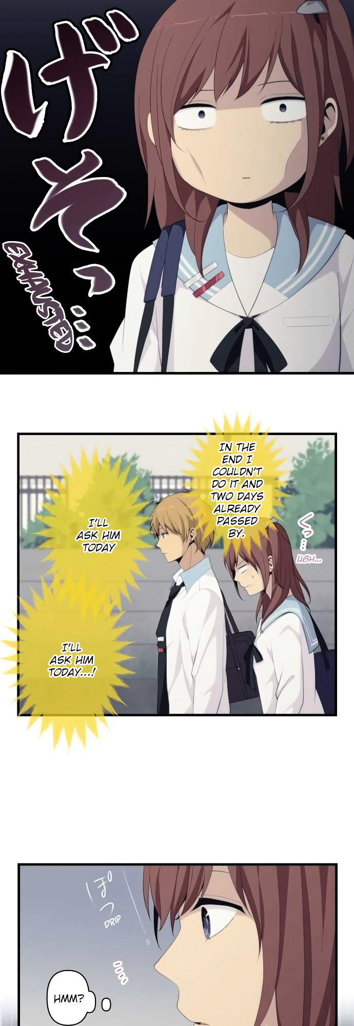 ReLIFE Chapter 164  Online Free Manga Read Image 9