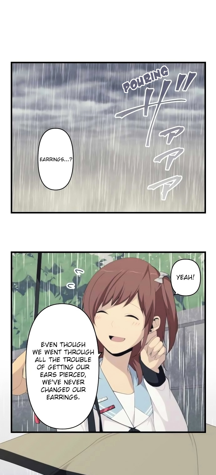 ReLIFE Chapter 165  Online Free Manga Read Image 1