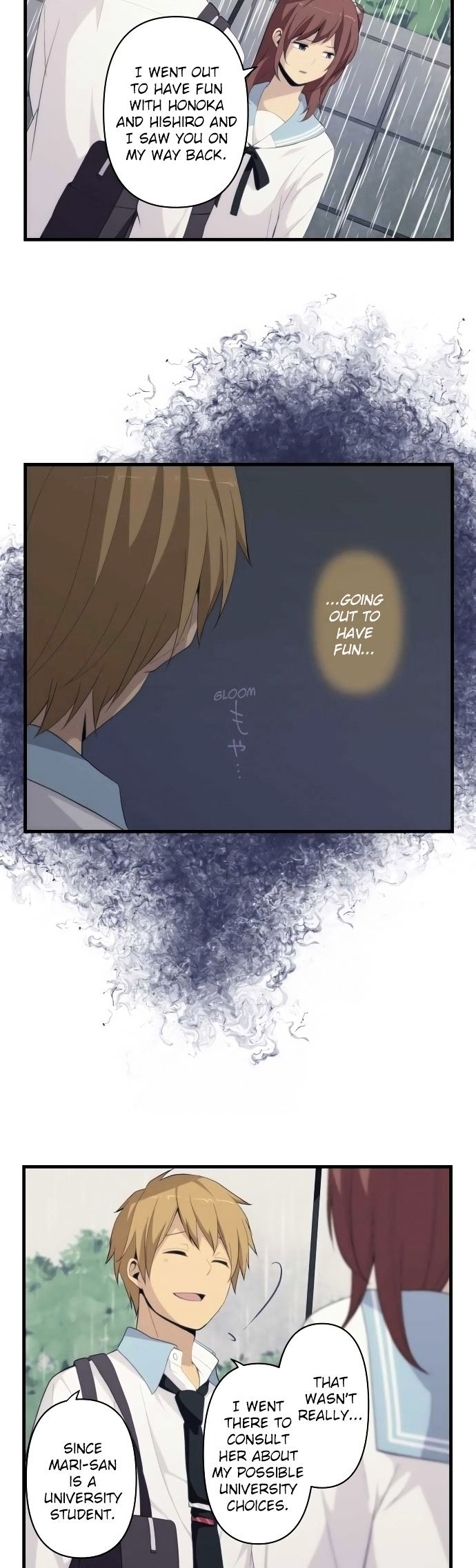 ReLIFE Chapter 165  Online Free Manga Read Image 10