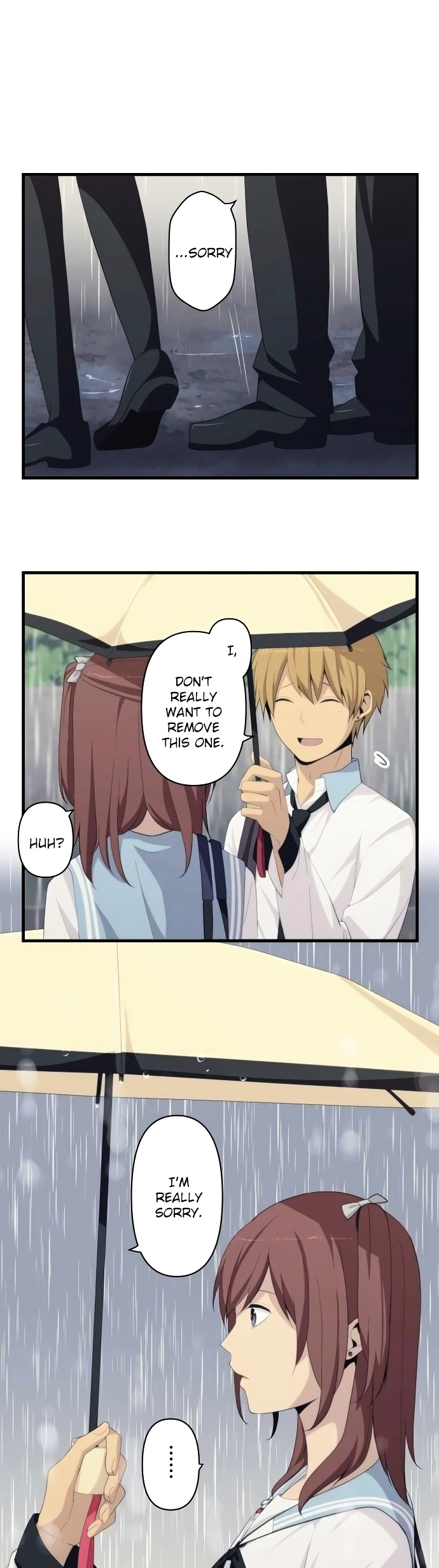 ReLIFE Chapter 165  Online Free Manga Read Image 3