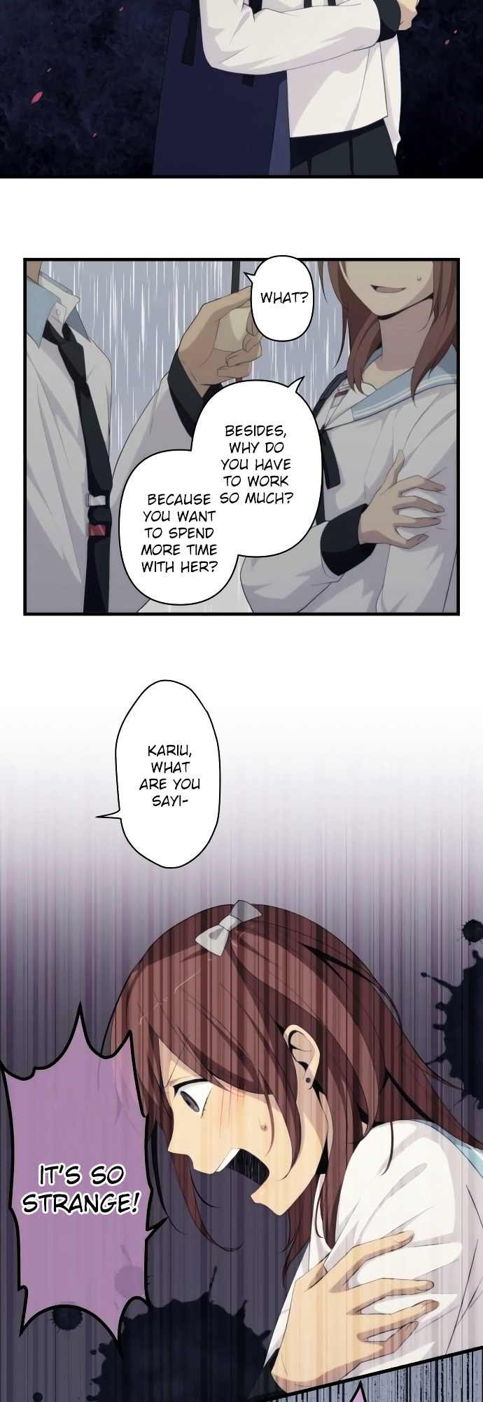 ReLIFE Chapter 165  Online Free Manga Read Image 7