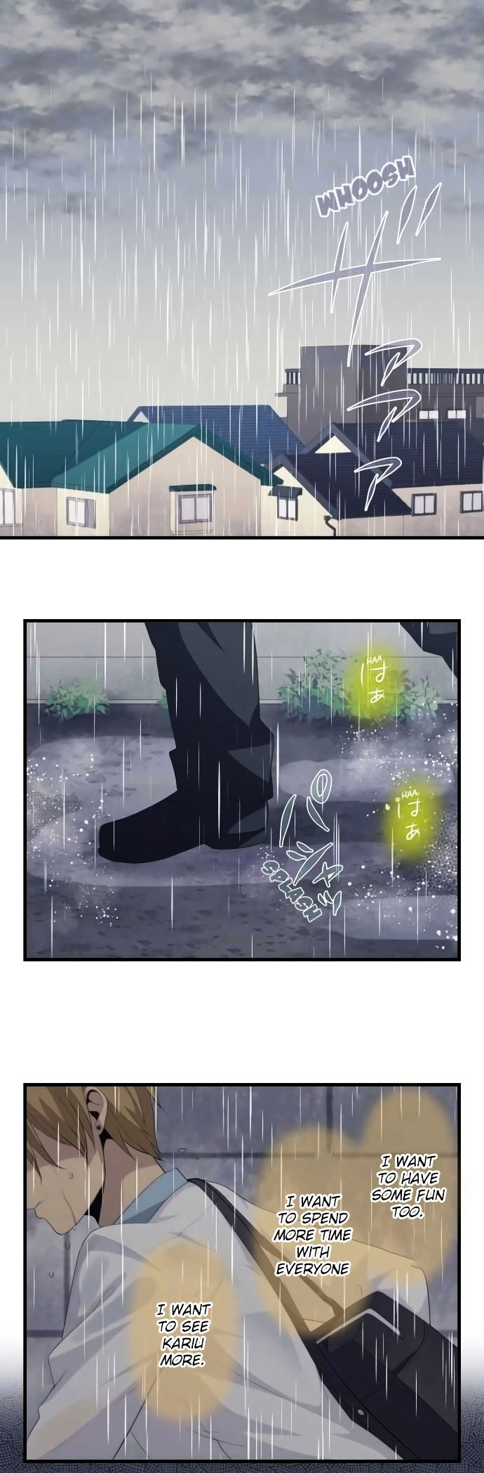 ReLIFE Chapter 166  Online Free Manga Read Image 1