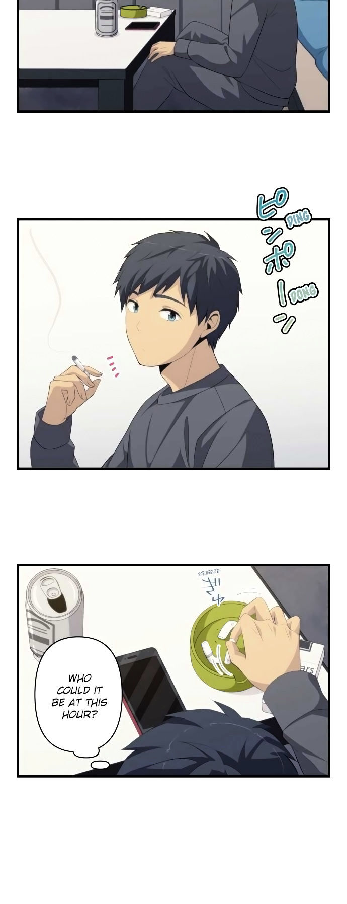 ReLIFE Chapter 166  Online Free Manga Read Image 12