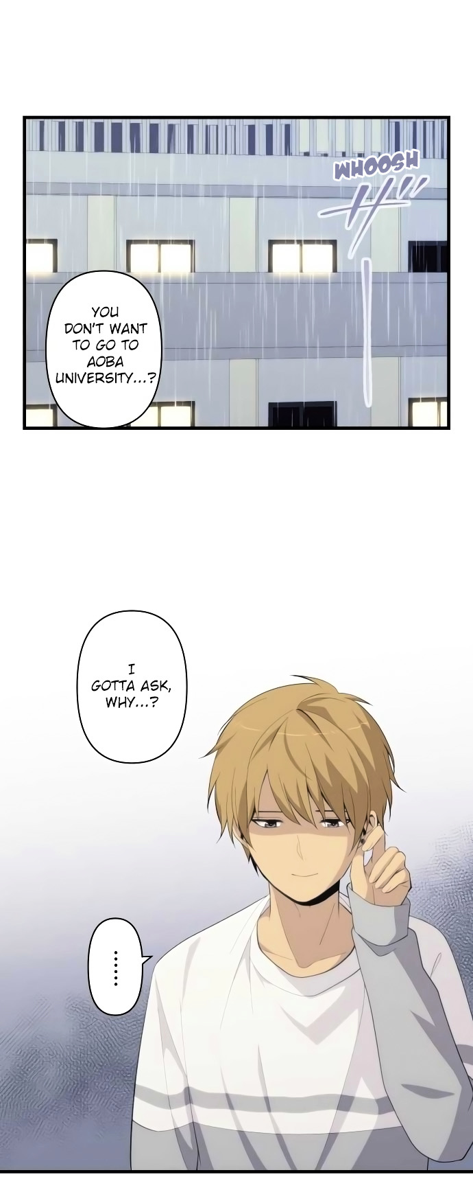 ReLIFE Chapter 168  Online Free Manga Read Image 1