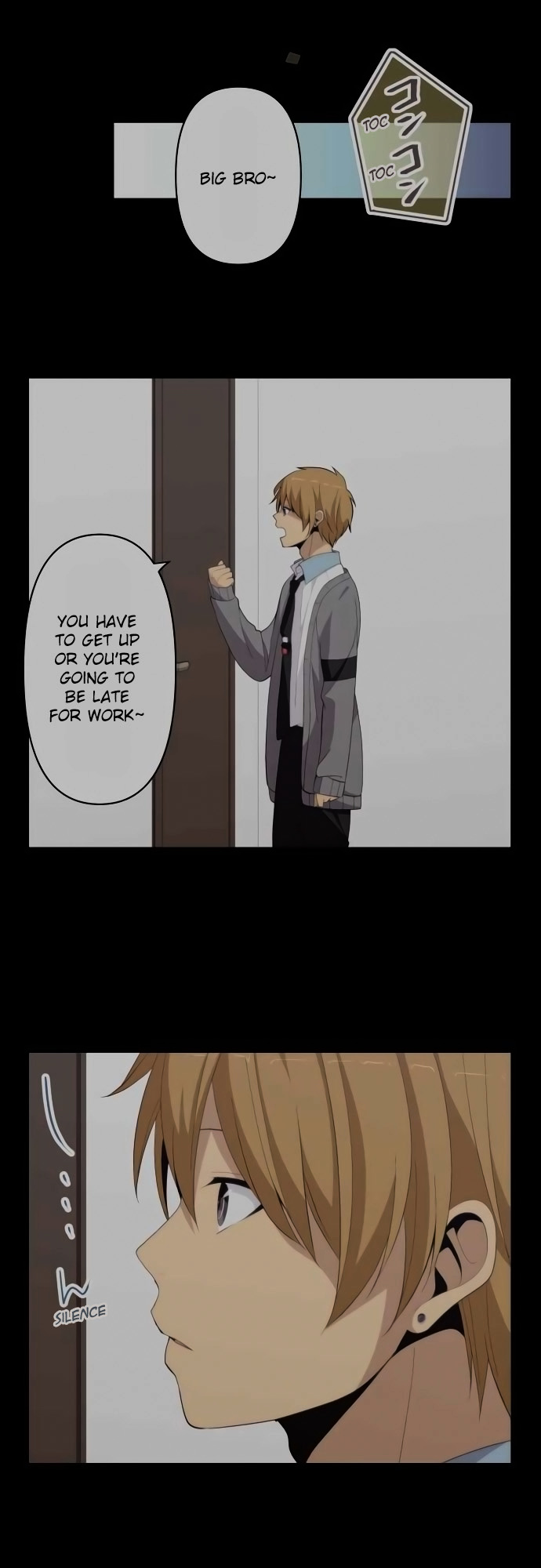 ReLIFE Chapter 168  Online Free Manga Read Image 12