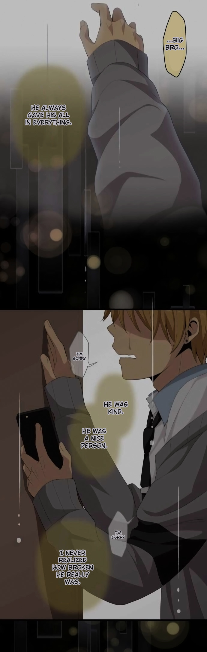 ReLIFE Chapter 168  Online Free Manga Read Image 23