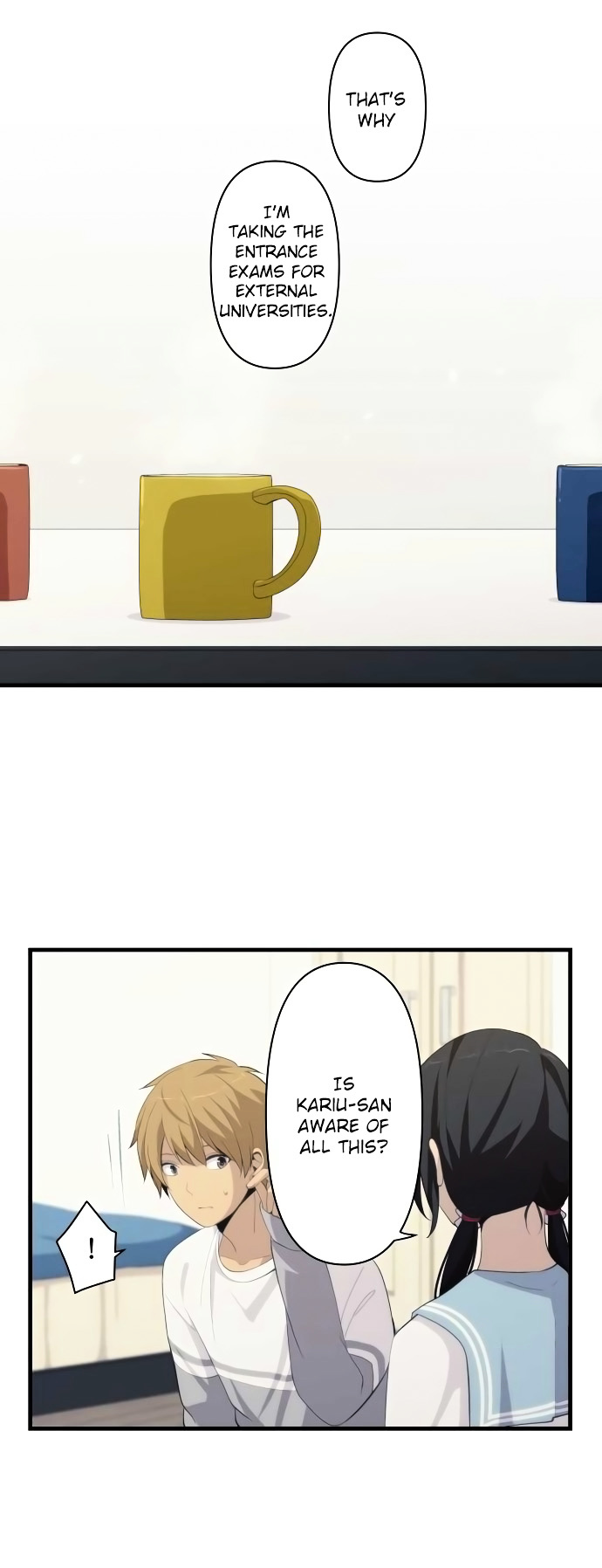 ReLIFE Chapter 168  Online Free Manga Read Image 5