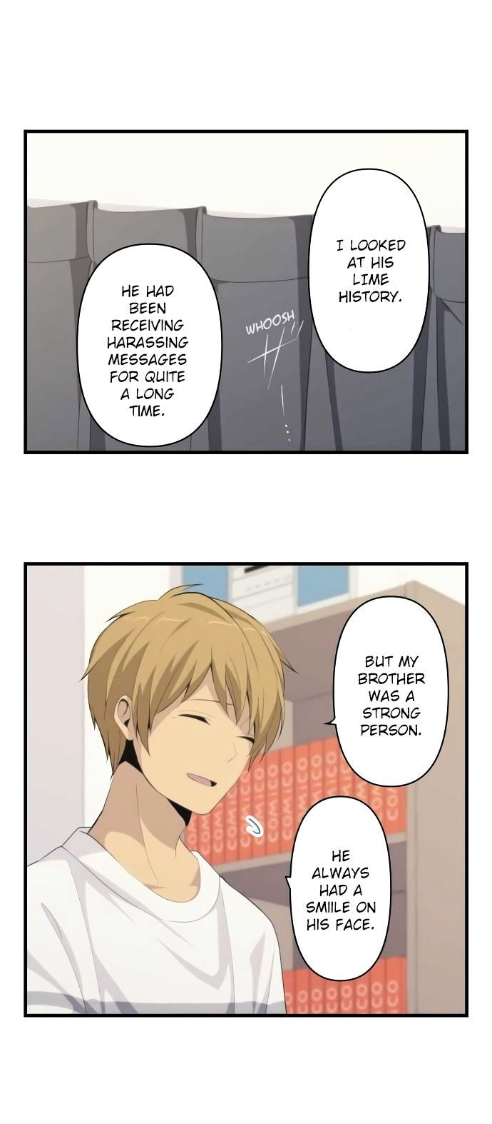 ReLIFE Chapter 169  Online Free Manga Read Image 1