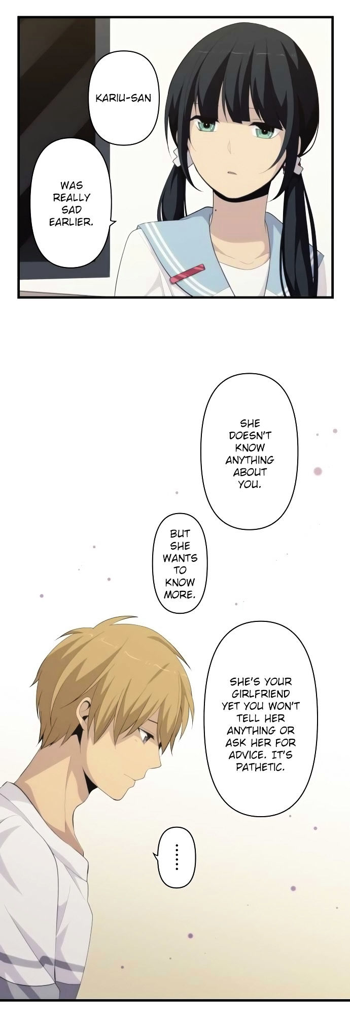 ReLIFE Chapter 169  Online Free Manga Read Image 19