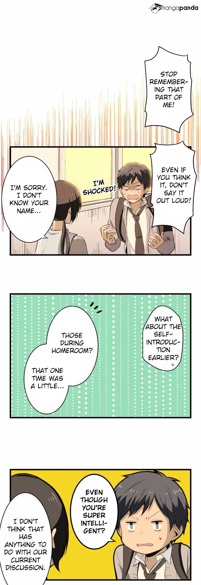 ReLIFE Chapter 17  Online Free Manga Read Image 1