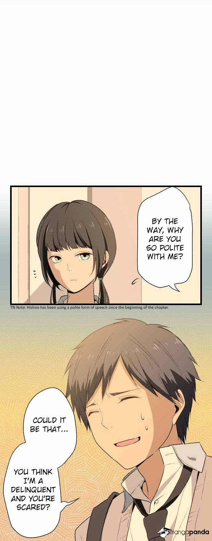 ReLIFE Chapter 17  Online Free Manga Read Image 10