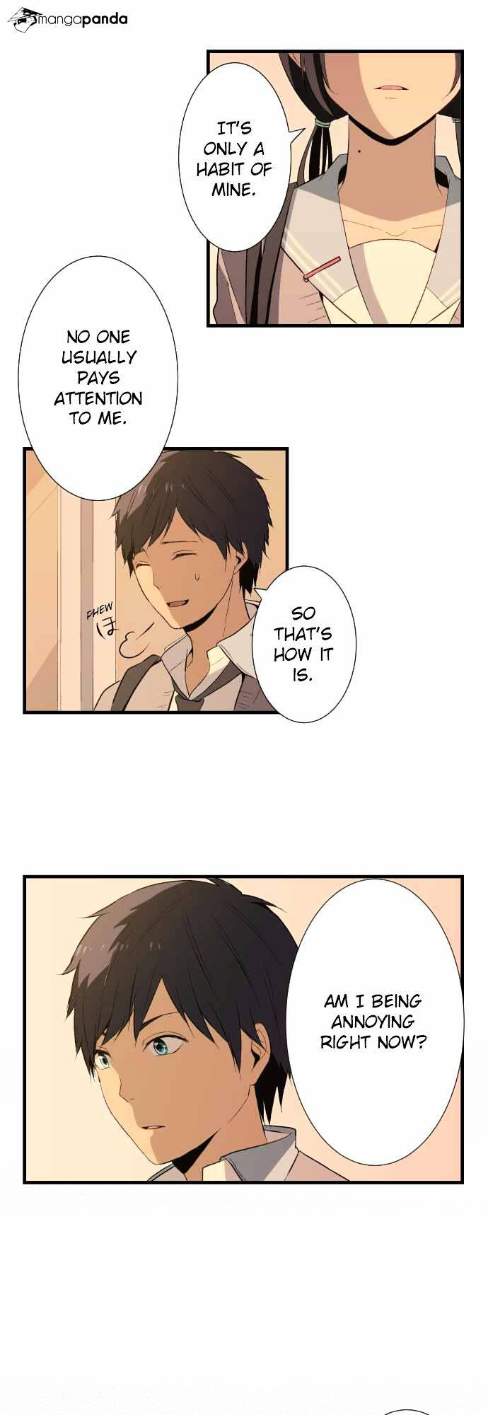 ReLIFE Chapter 17  Online Free Manga Read Image 12