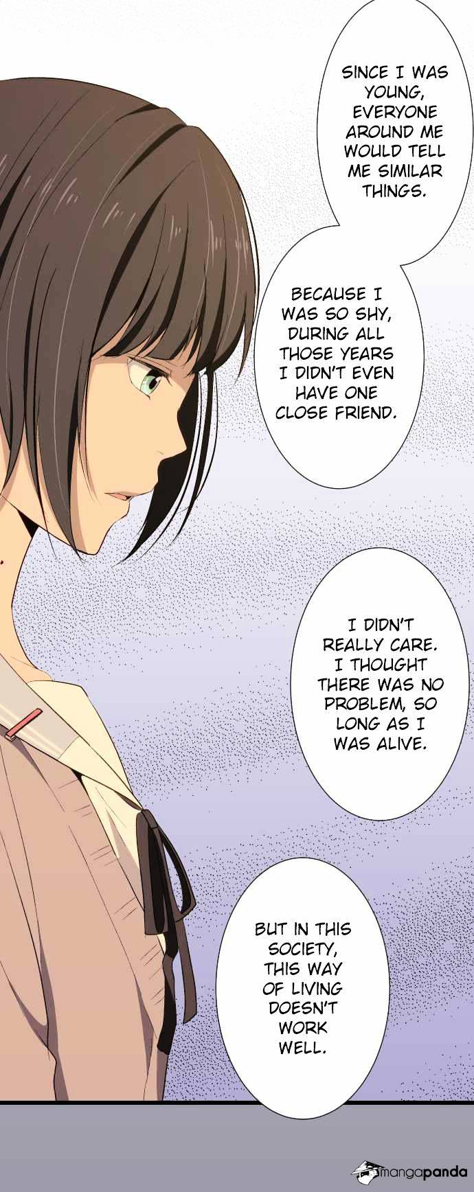 ReLIFE Chapter 17  Online Free Manga Read Image 13