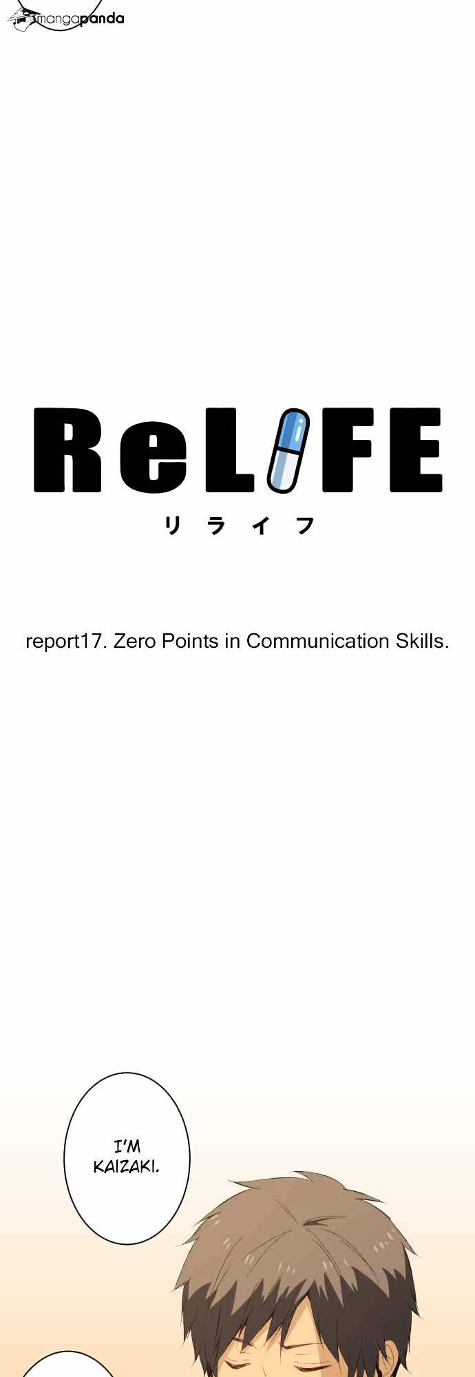 ReLIFE Chapter 17  Online Free Manga Read Image 2