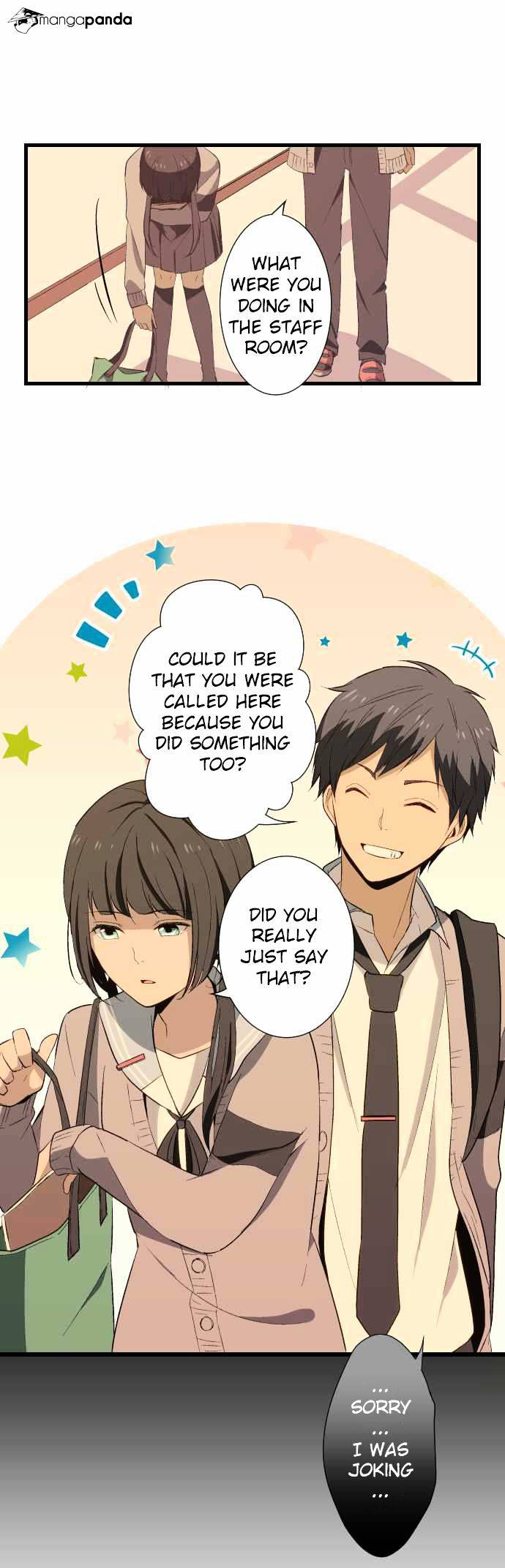 ReLIFE Chapter 17  Online Free Manga Read Image 7