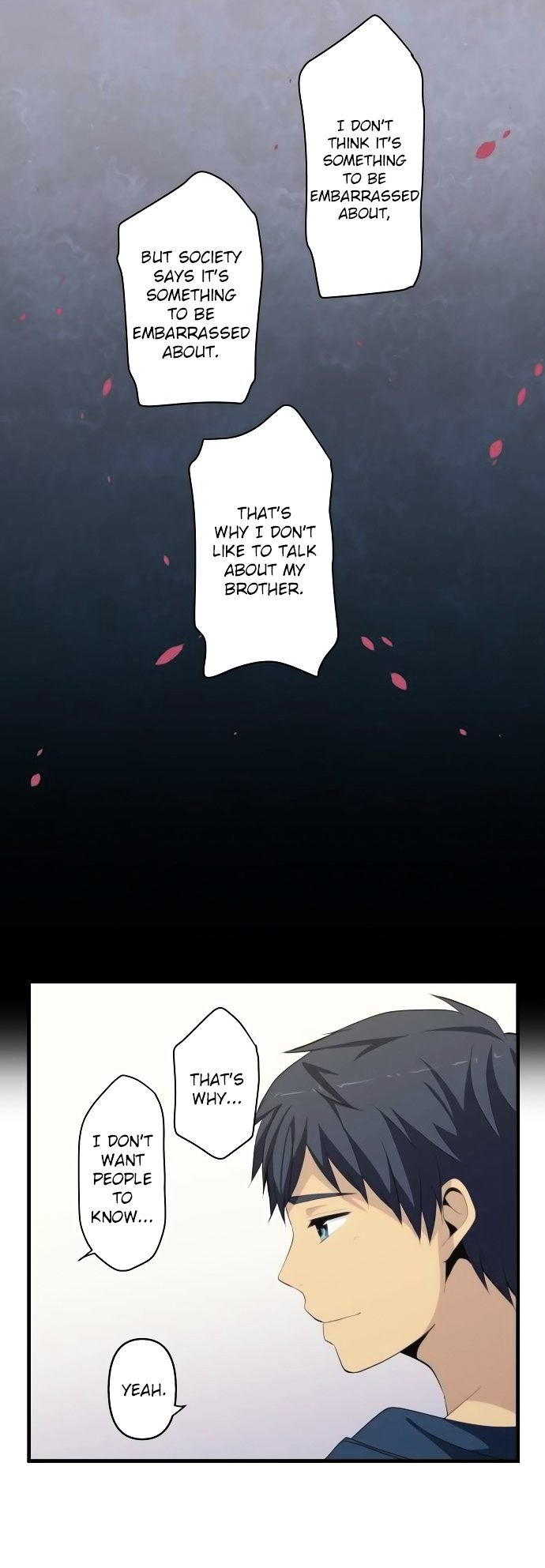 ReLIFE Chapter 170  Online Free Manga Read Image 13