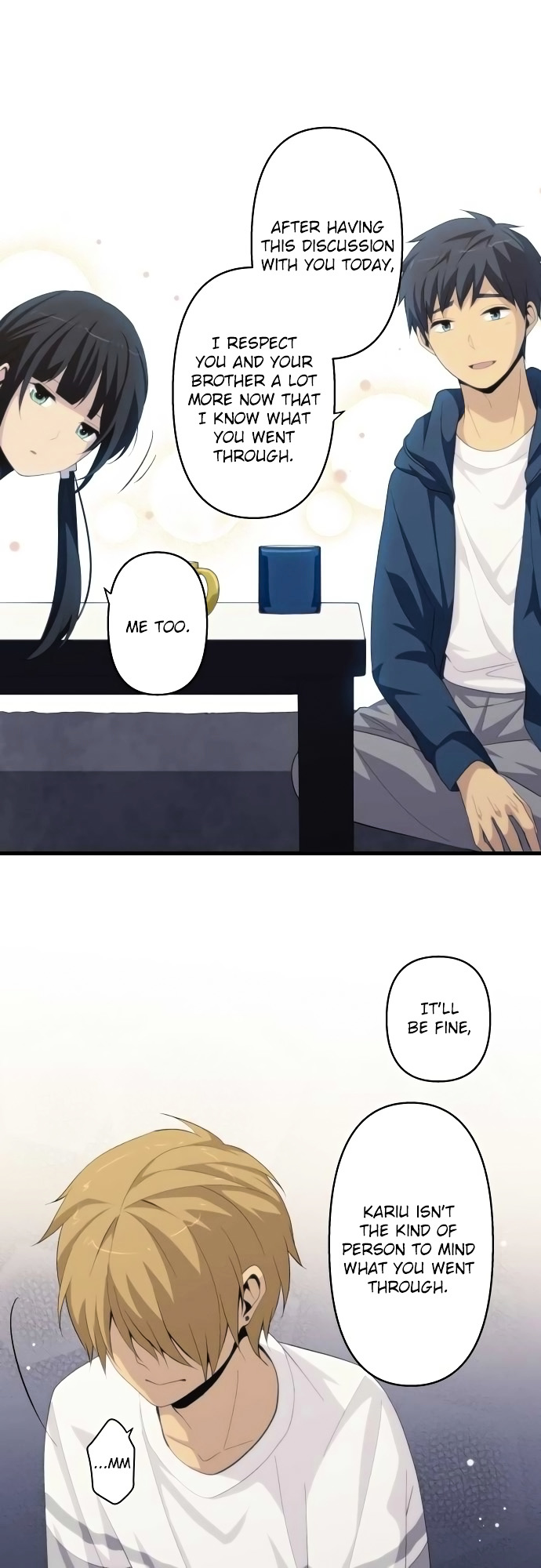 ReLIFE Chapter 170  Online Free Manga Read Image 17