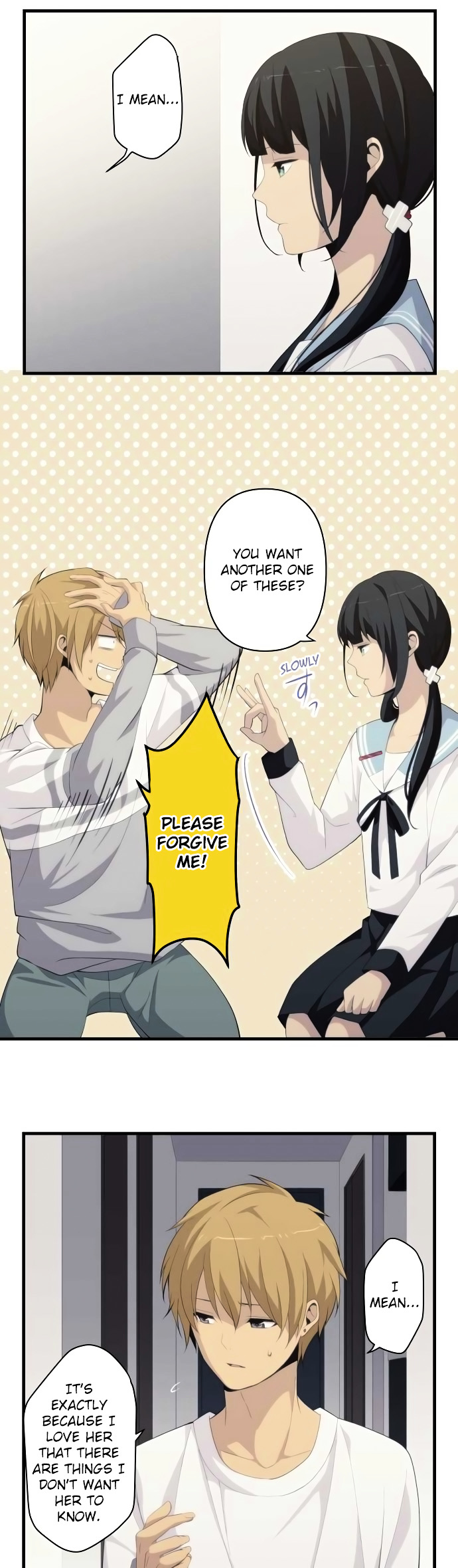 ReLIFE Chapter 170  Online Free Manga Read Image 4