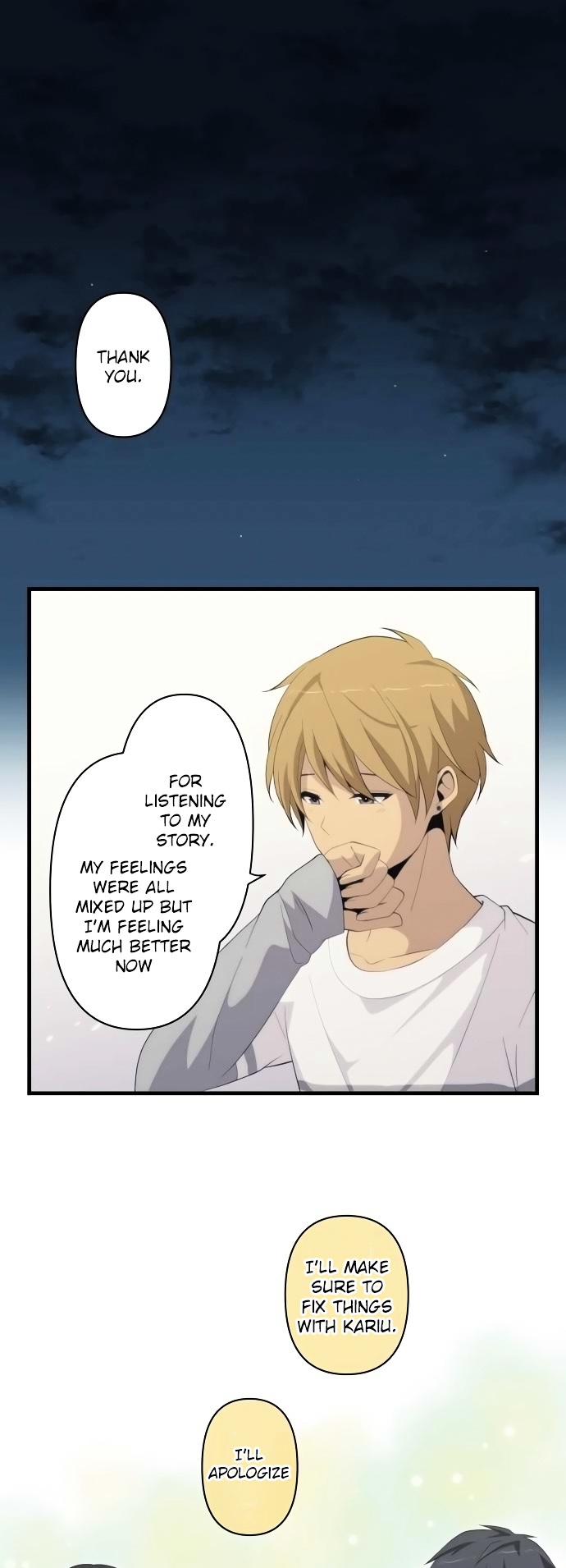 ReLIFE Chapter 171  Online Free Manga Read Image 1