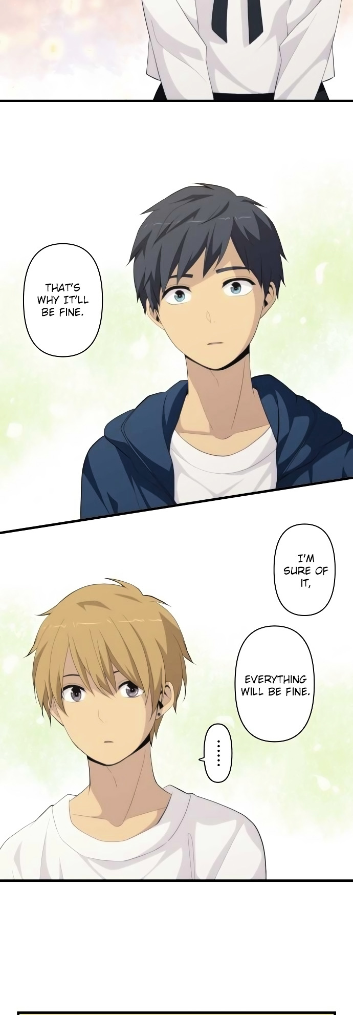 ReLIFE Chapter 171  Online Free Manga Read Image 11
