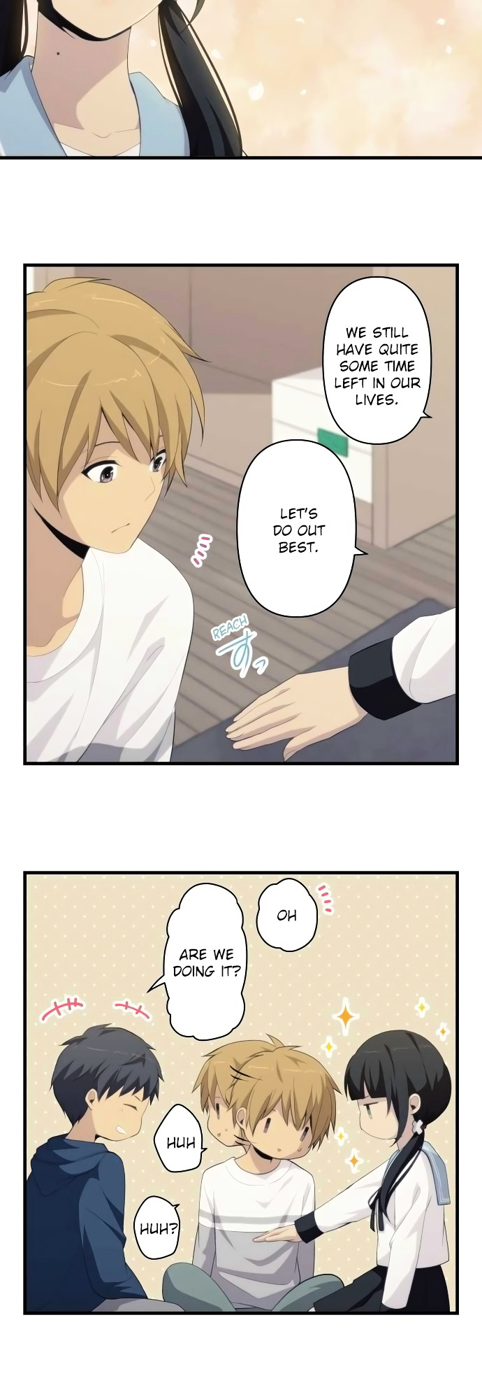 ReLIFE Chapter 171  Online Free Manga Read Image 14