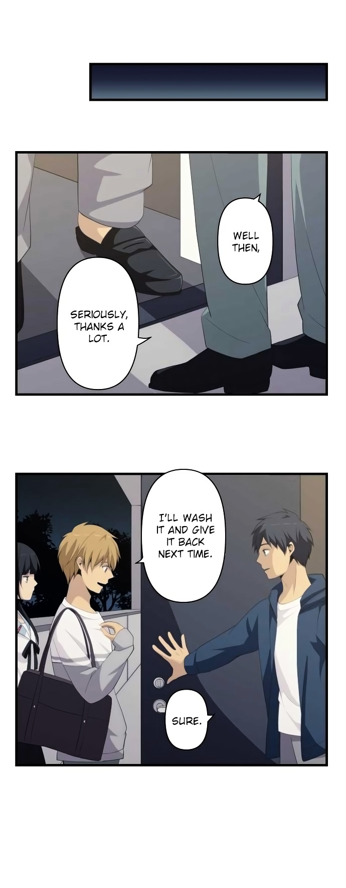ReLIFE Chapter 171  Online Free Manga Read Image 17