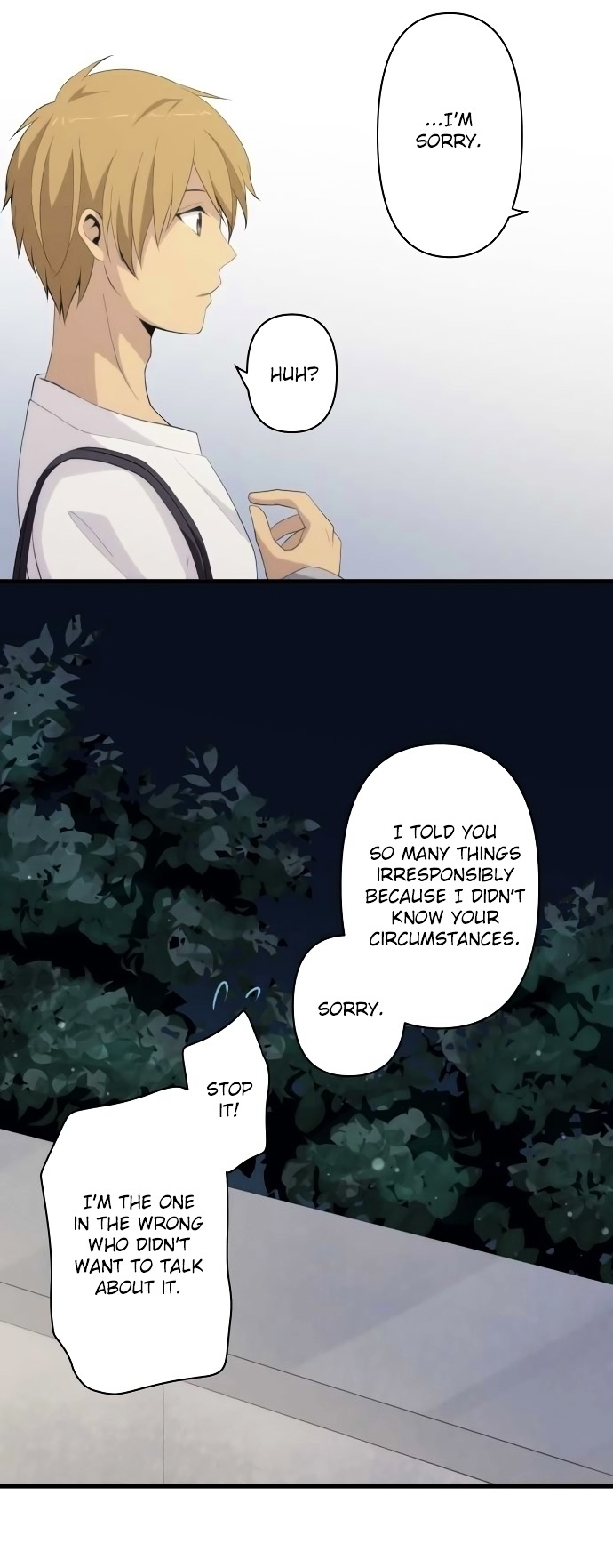ReLIFE Chapter 171  Online Free Manga Read Image 18