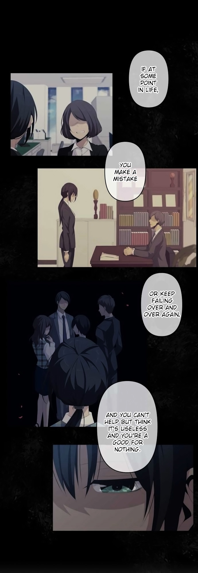 ReLIFE Chapter 171  Online Free Manga Read Image 8