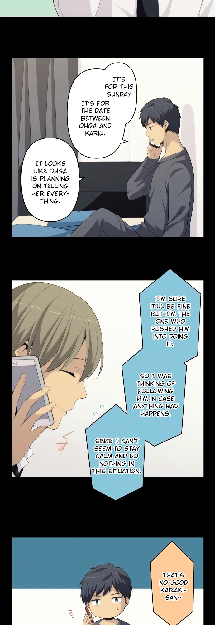 ReLIFE Chapter 173  Online Free Manga Read Image 5