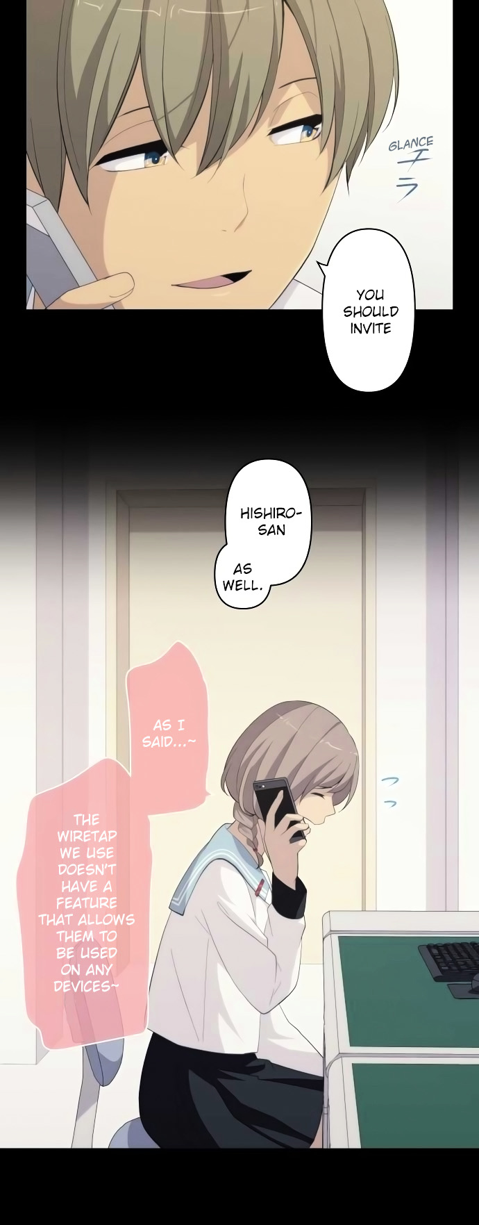 ReLIFE Chapter 173  Online Free Manga Read Image 7