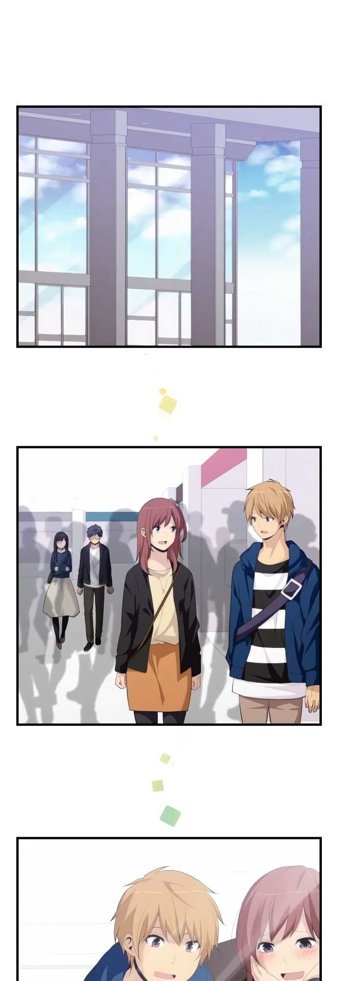 ReLIFE Chapter 174  Online Free Manga Read Image 1