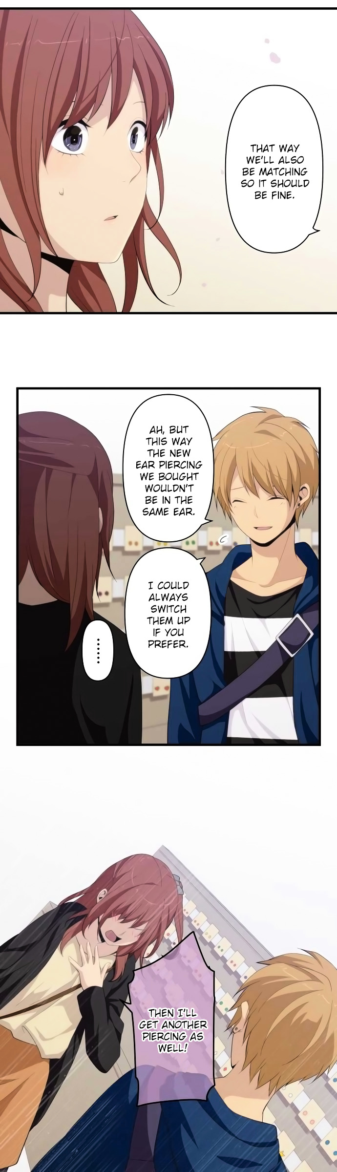 ReLIFE Chapter 174  Online Free Manga Read Image 12