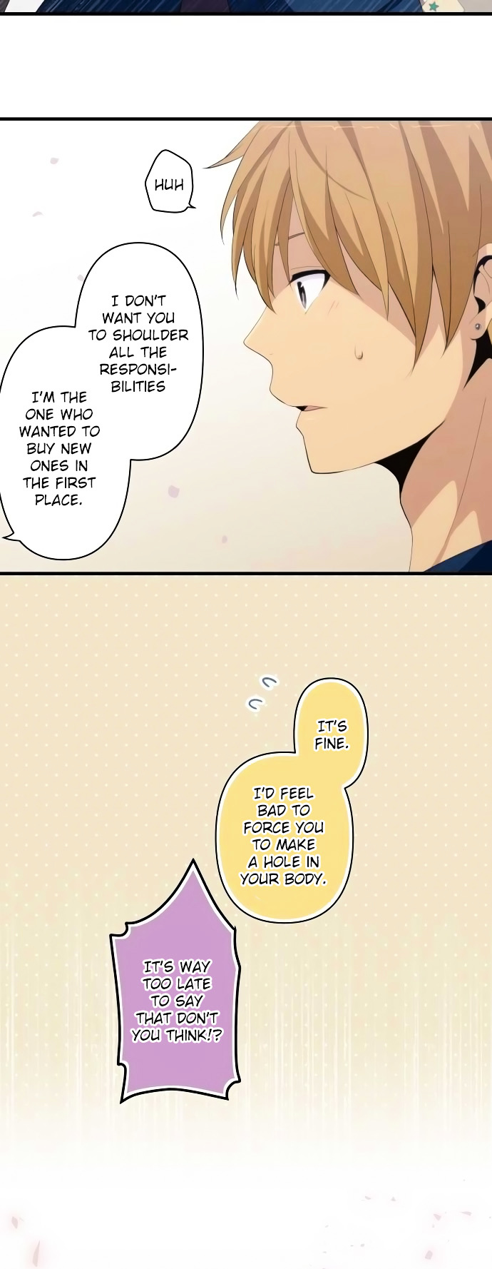 ReLIFE Chapter 174  Online Free Manga Read Image 13