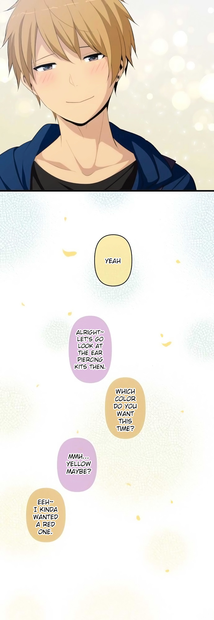 ReLIFE Chapter 174  Online Free Manga Read Image 17