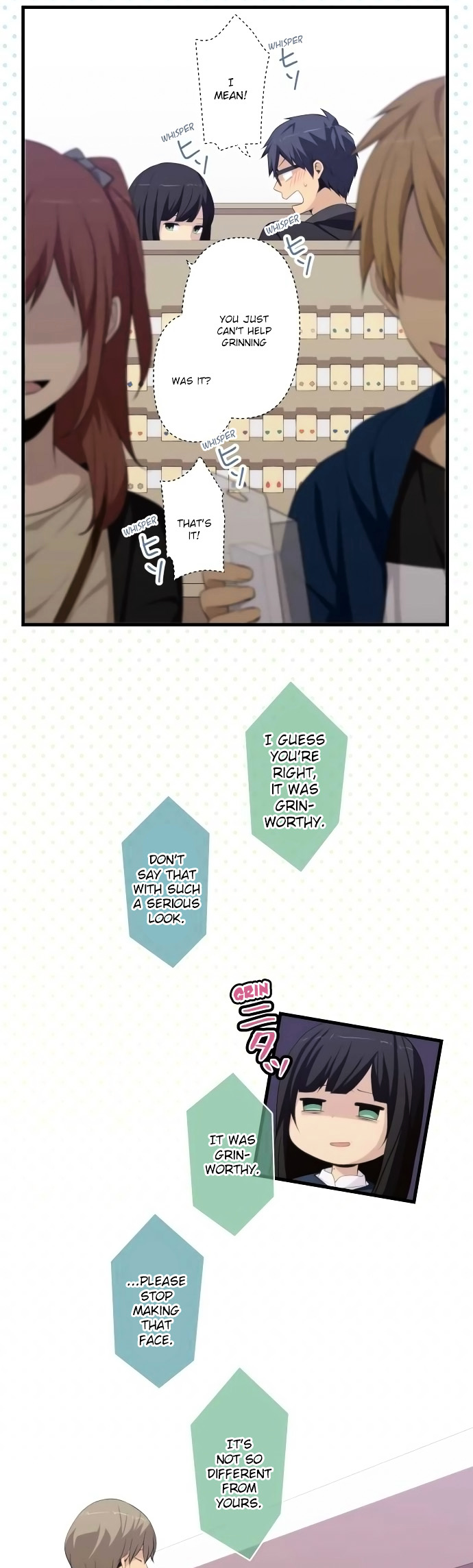 ReLIFE Chapter 174  Online Free Manga Read Image 19