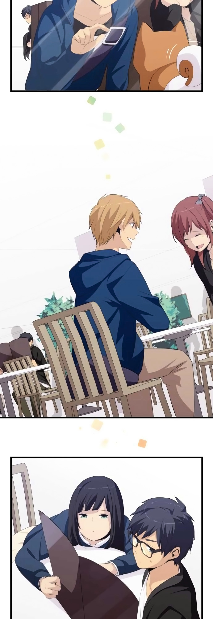 ReLIFE Chapter 174  Online Free Manga Read Image 2