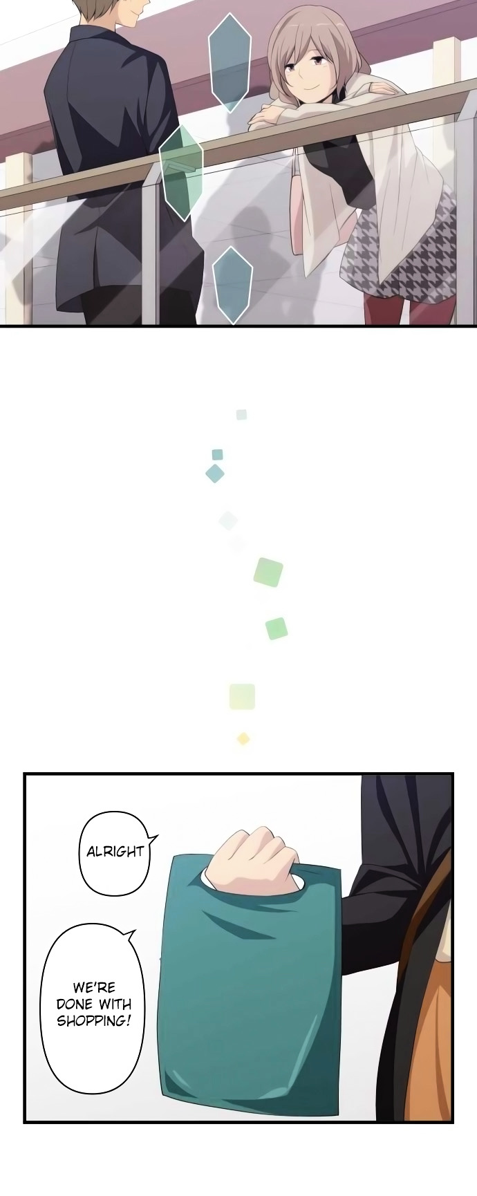 ReLIFE Chapter 174  Online Free Manga Read Image 20