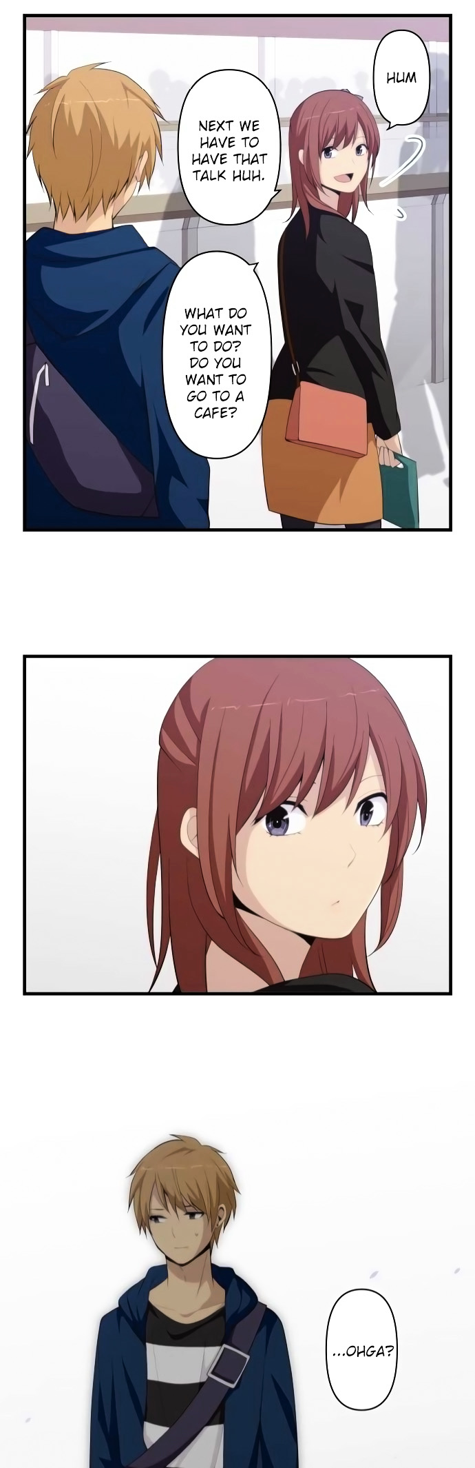ReLIFE Chapter 174  Online Free Manga Read Image 21
