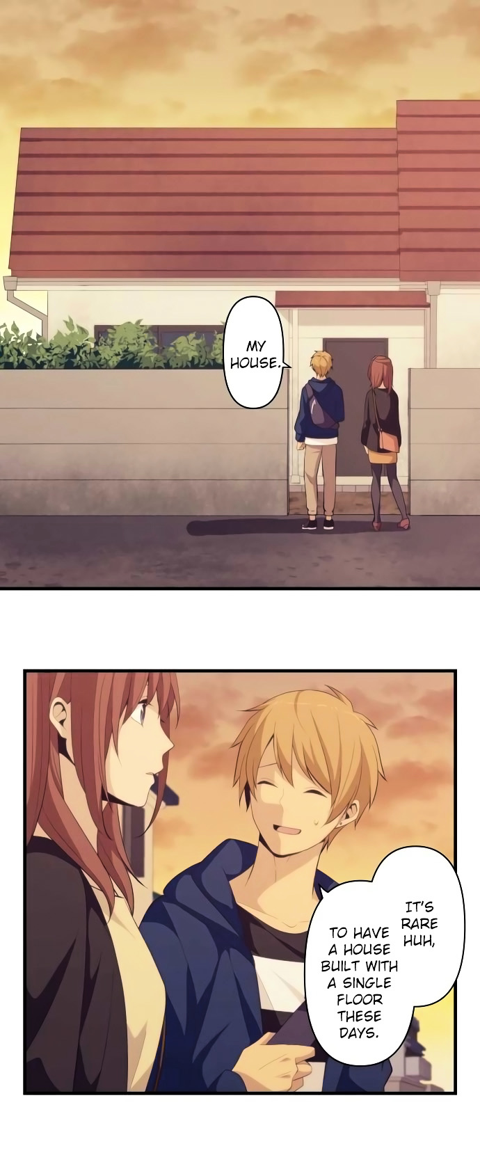 ReLIFE Chapter 175  Online Free Manga Read Image 5