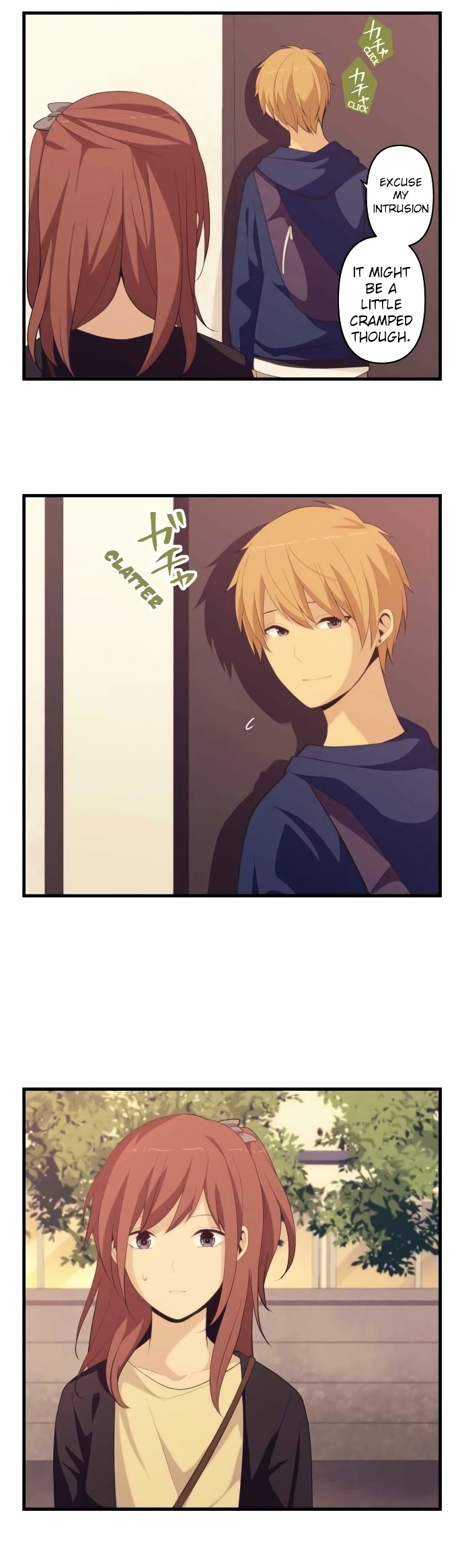 ReLIFE Chapter 175  Online Free Manga Read Image 6