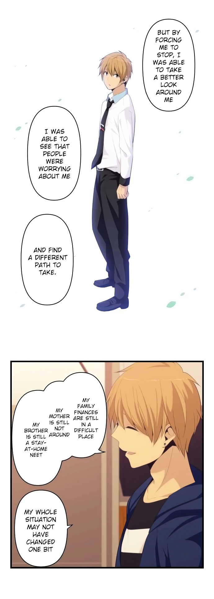 ReLIFE Chapter 176  Online Free Manga Read Image 21