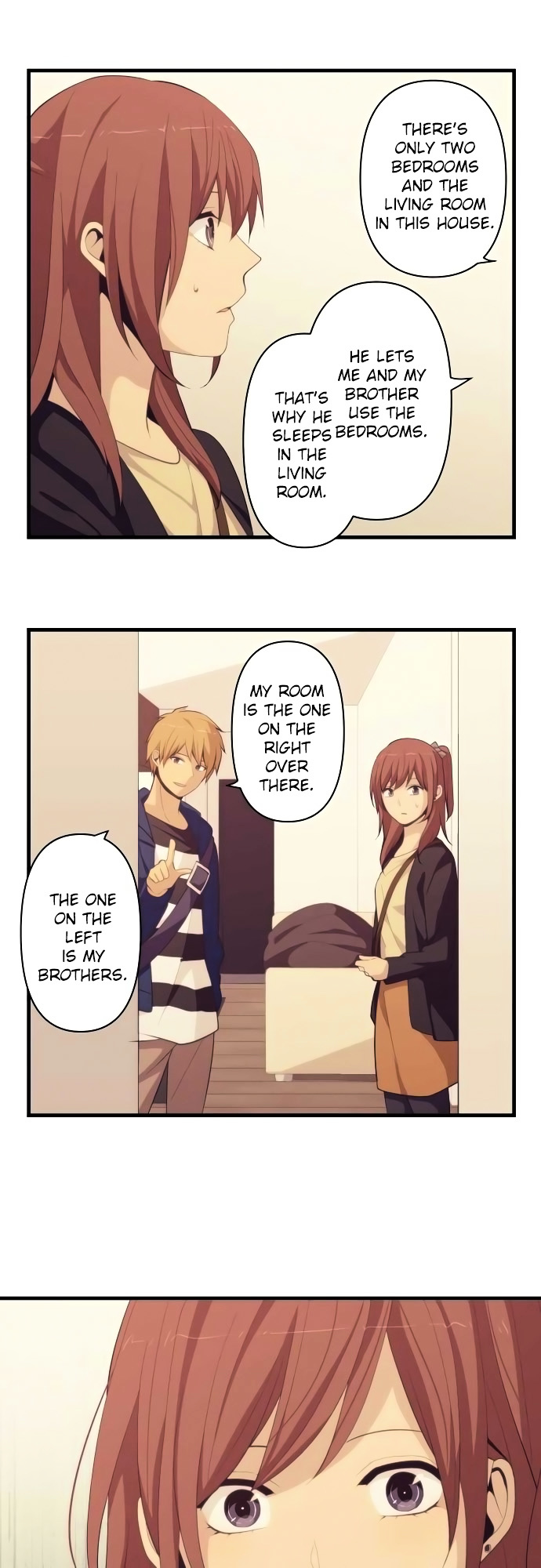 ReLIFE Chapter 176  Online Free Manga Read Image 4