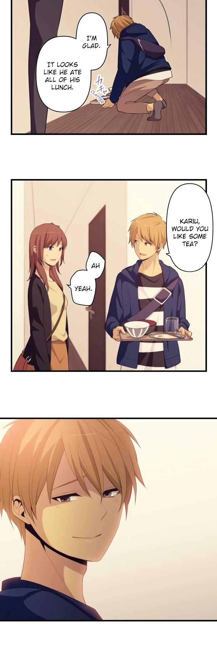 ReLIFE Chapter 176  Online Free Manga Read Image 6