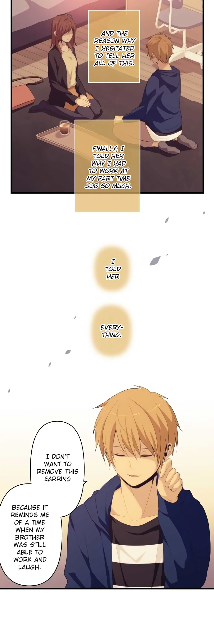 ReLIFE Chapter 176  Online Free Manga Read Image 8