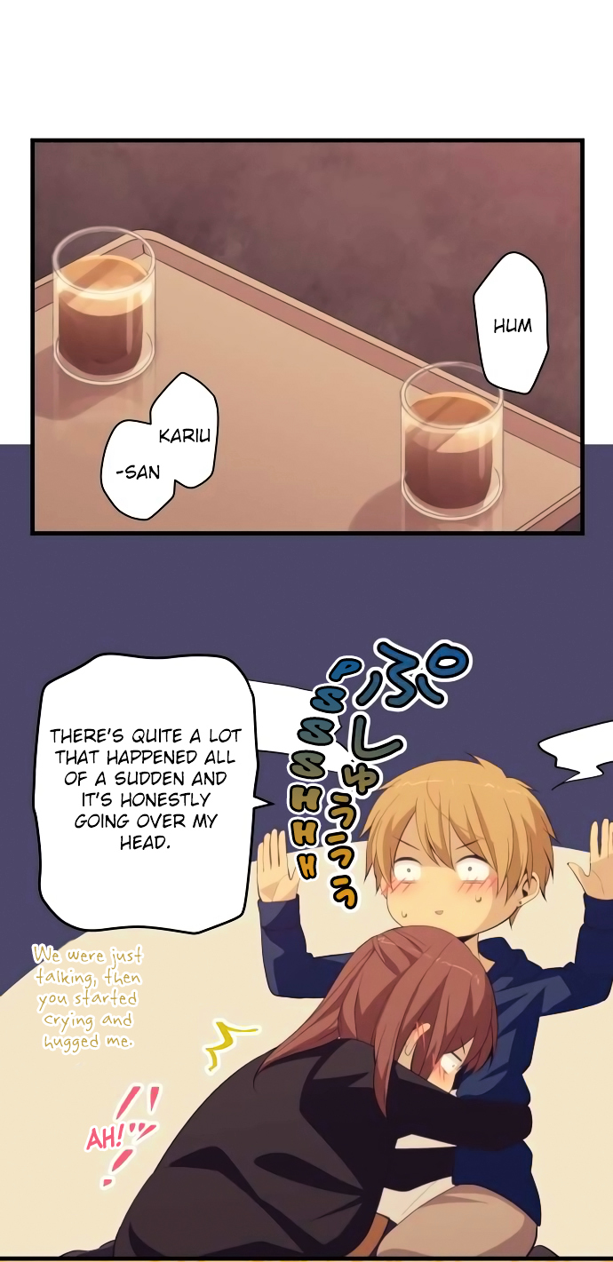 ReLIFE Chapter 177  Online Free Manga Read Image 1