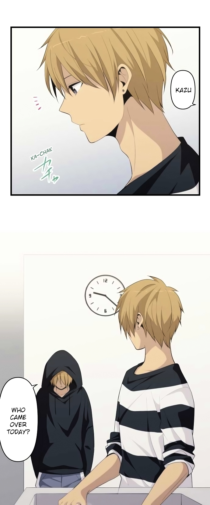 ReLIFE Chapter 177  Online Free Manga Read Image 20