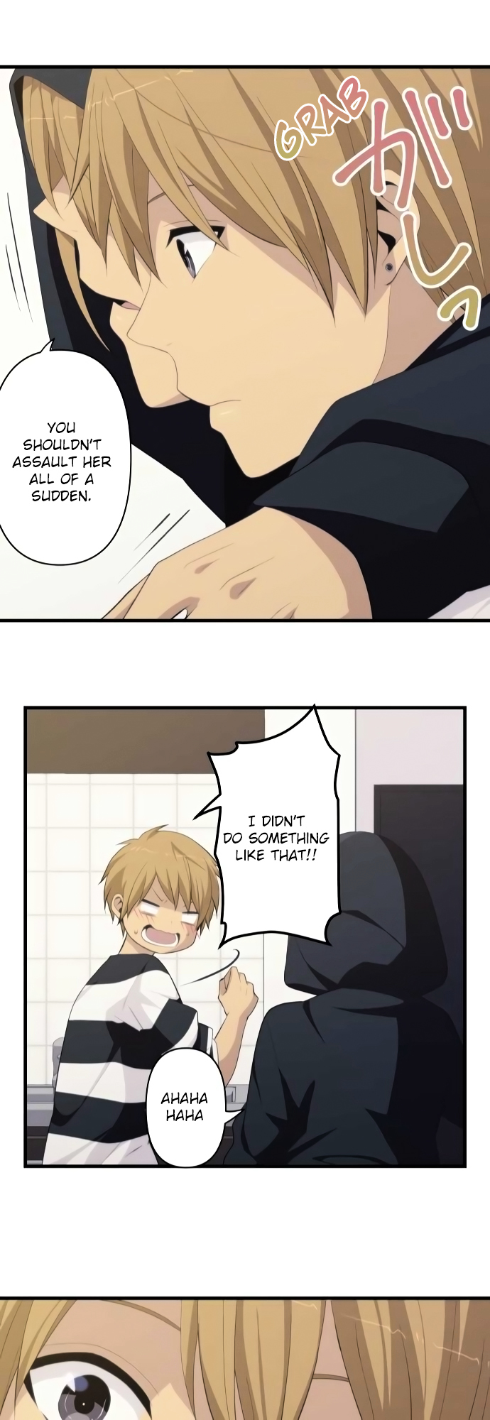 ReLIFE Chapter 177  Online Free Manga Read Image 22