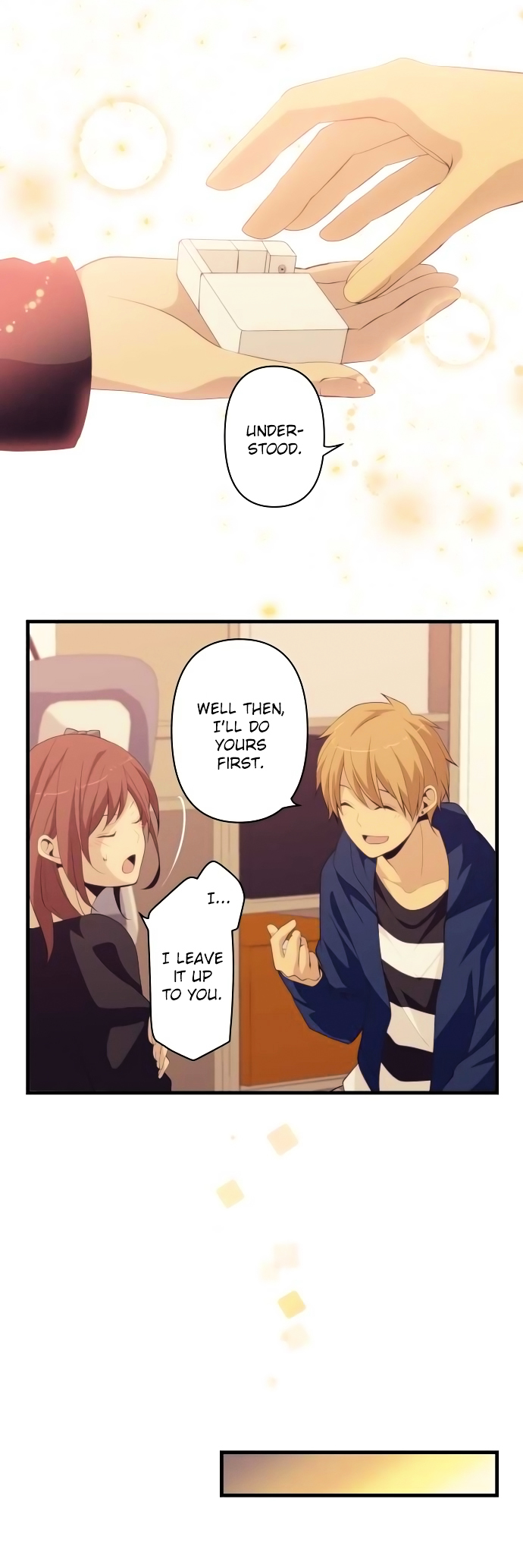 ReLIFE Chapter 177  Online Free Manga Read Image 6