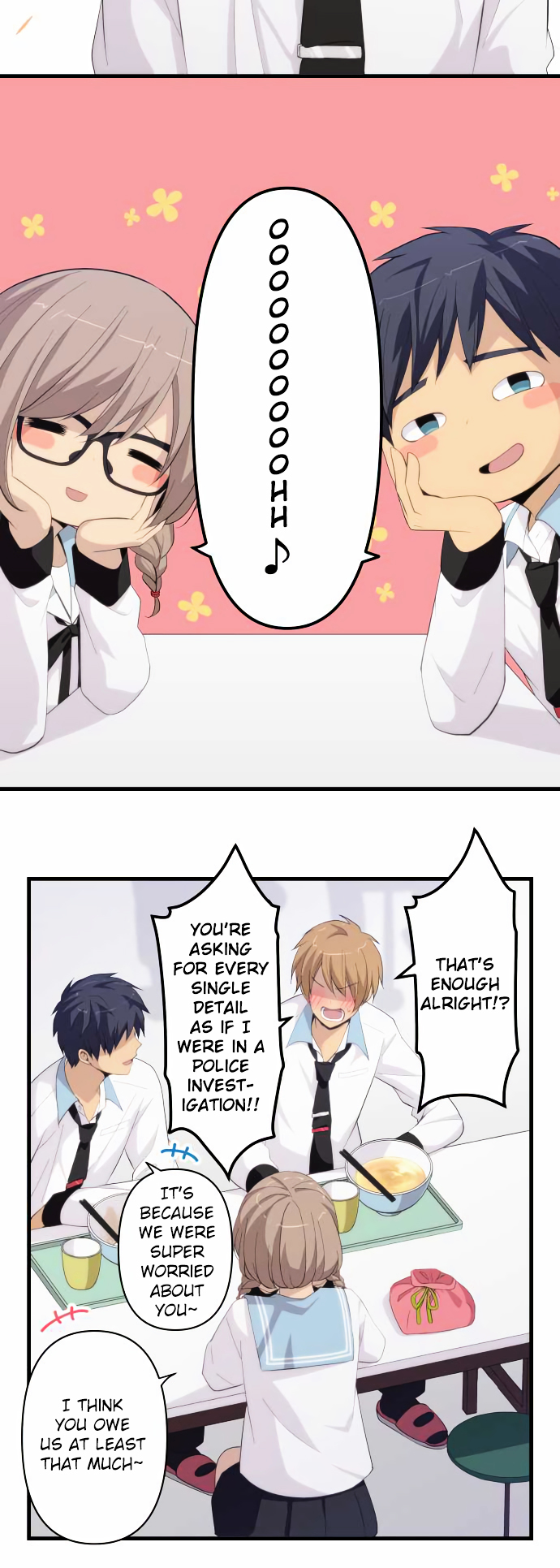 ReLIFE Chapter 178  Online Free Manga Read Image 11