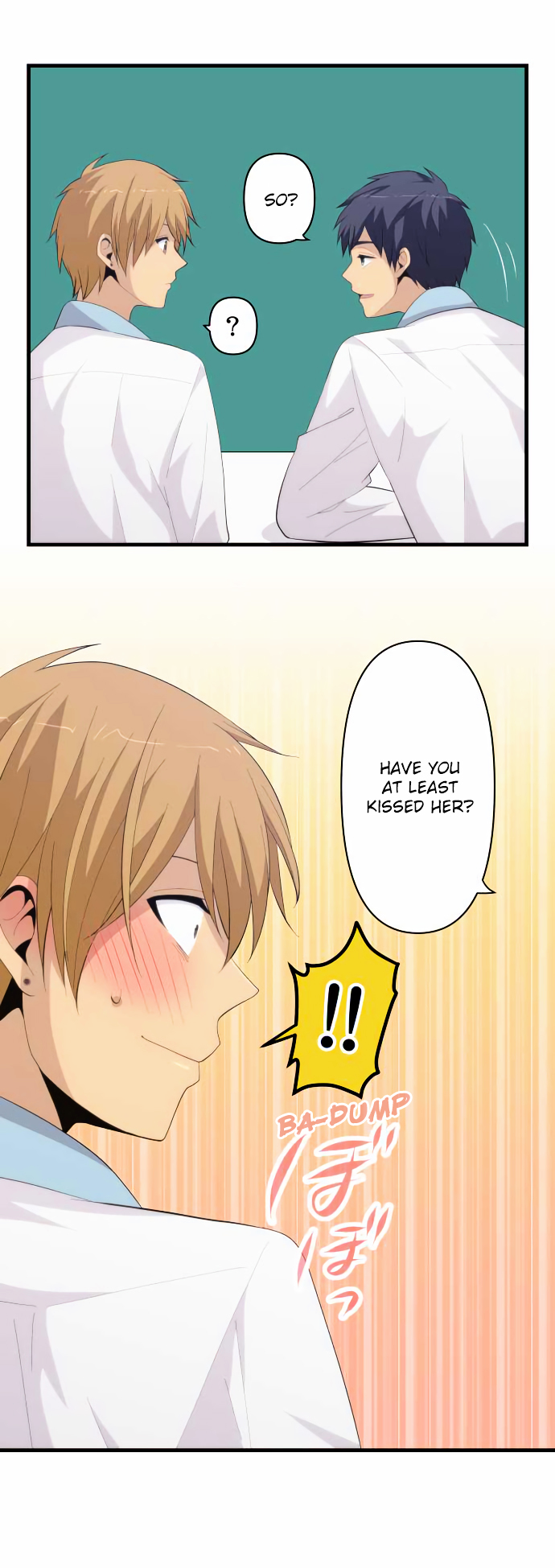 ReLIFE Chapter 178  Online Free Manga Read Image 12